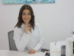 Dra María del Río Escribano